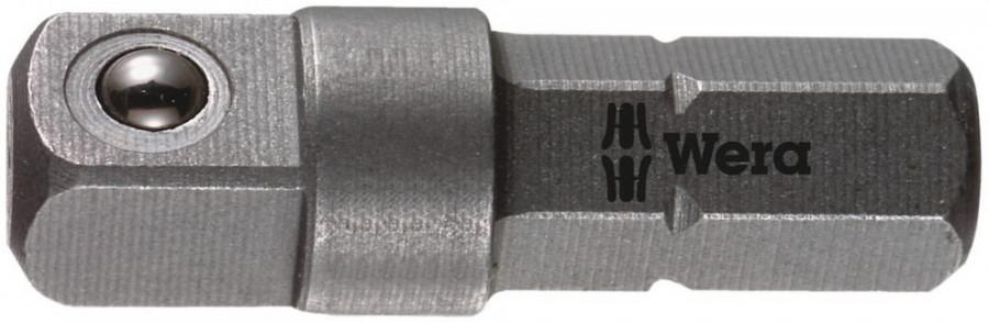 Üleminek 870/1 pikkus 25mm HEX M1/4´´ x M1/4´´, Wera