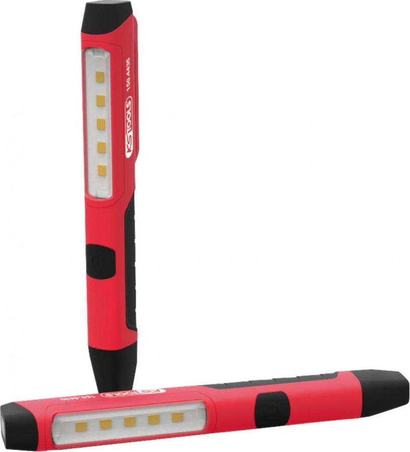 Taskulamp 5+1 LED  100lm, KS Tools