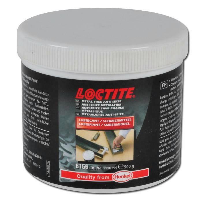 Anti-seize paste LOCTITE LB 8156 500g