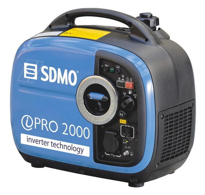 Invertertüüpi generaator INVERTER PRO 2000 C5, SDMO