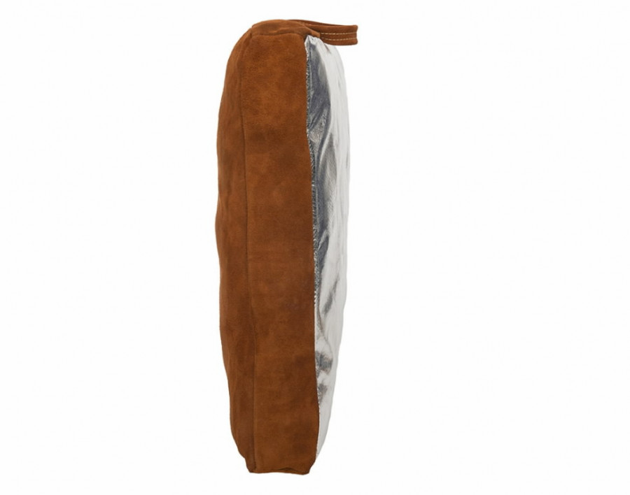 Keevitaja padi 50x50x8 cm, nahk/PFR, Weldas
