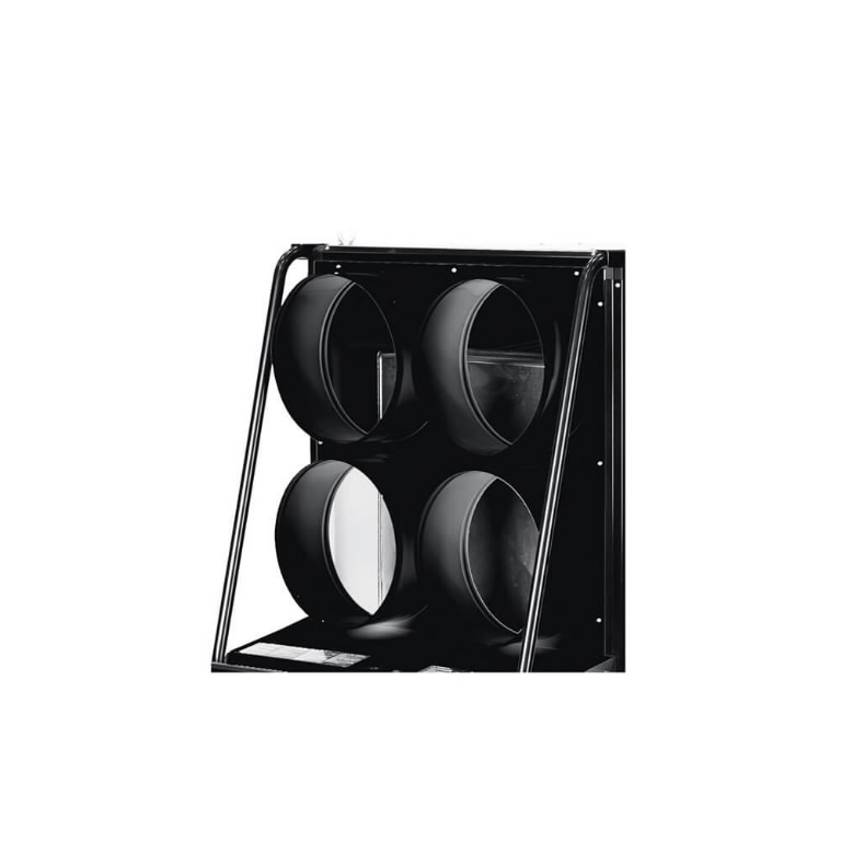 4-way air-outlet (4 x 320 mm). BV 691, Master