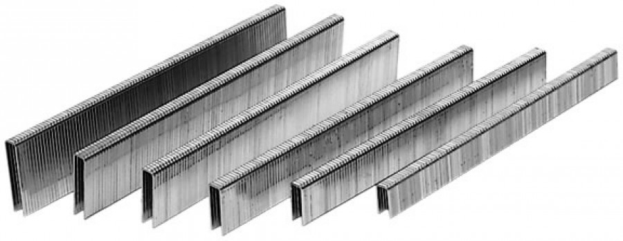 Klambrid 90/35 CNK, karastatud, 2000 tk, Metabo