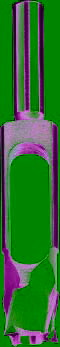 Korgipuur 10x140 S=13x50 KSS RH, CMT