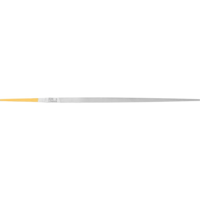 INOX-file half round 150mm C2 CORINOX 835, Pferd