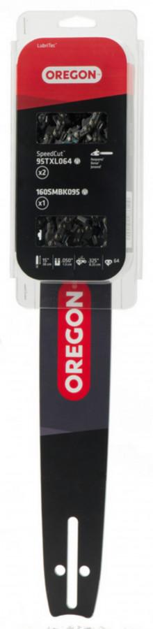 "OREGON LAIPPA E-LUX 15"" .325 1,3MM + 2 KETJUA, Oregon"