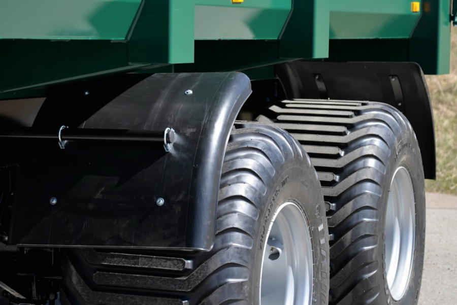 Dump trailer Palmse Trailer PT1620L-SB, PALMSE