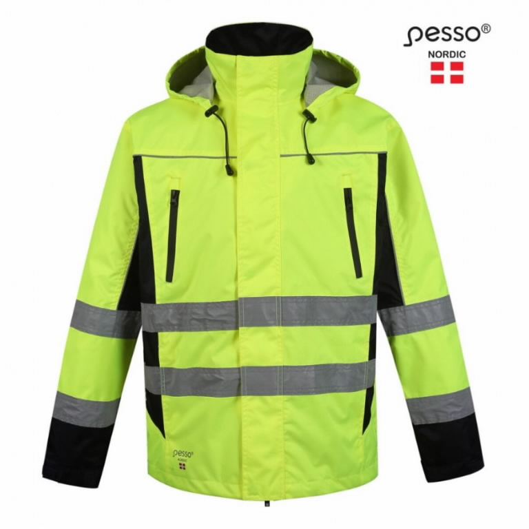 jacket-pesso-denver-yellow 1