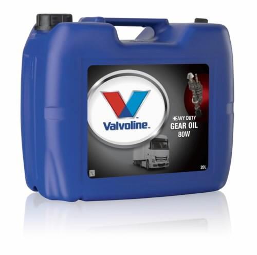 Valvoline HD Gear Oil 80W 8670