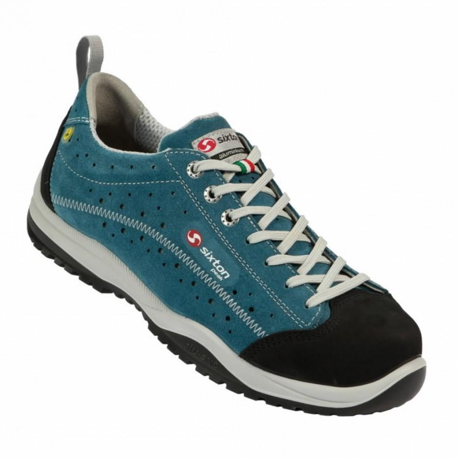 Apsauginiai  batai  Pasitos 01L Ritmo, mėlyna S1P ESD SRC 44, Sixton Peak