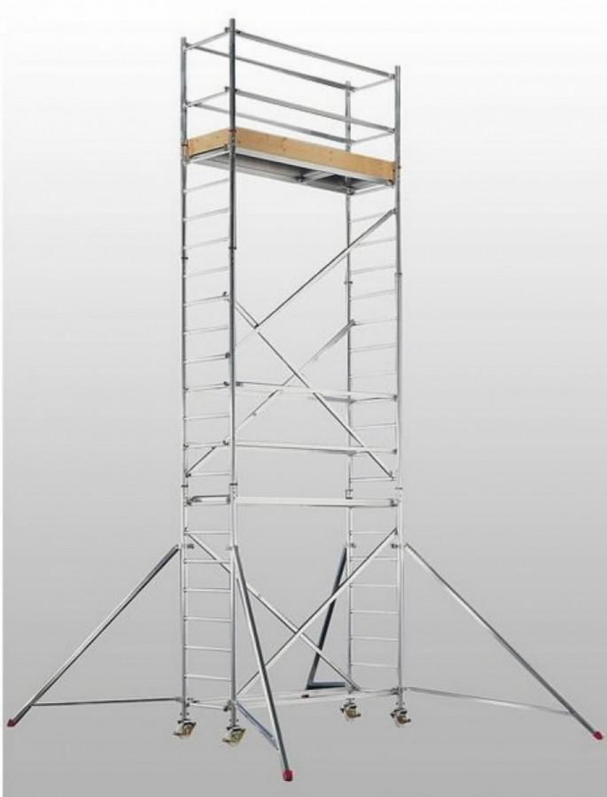 Mobiilne alumiiniumtelling 7074/ 06, Hymer