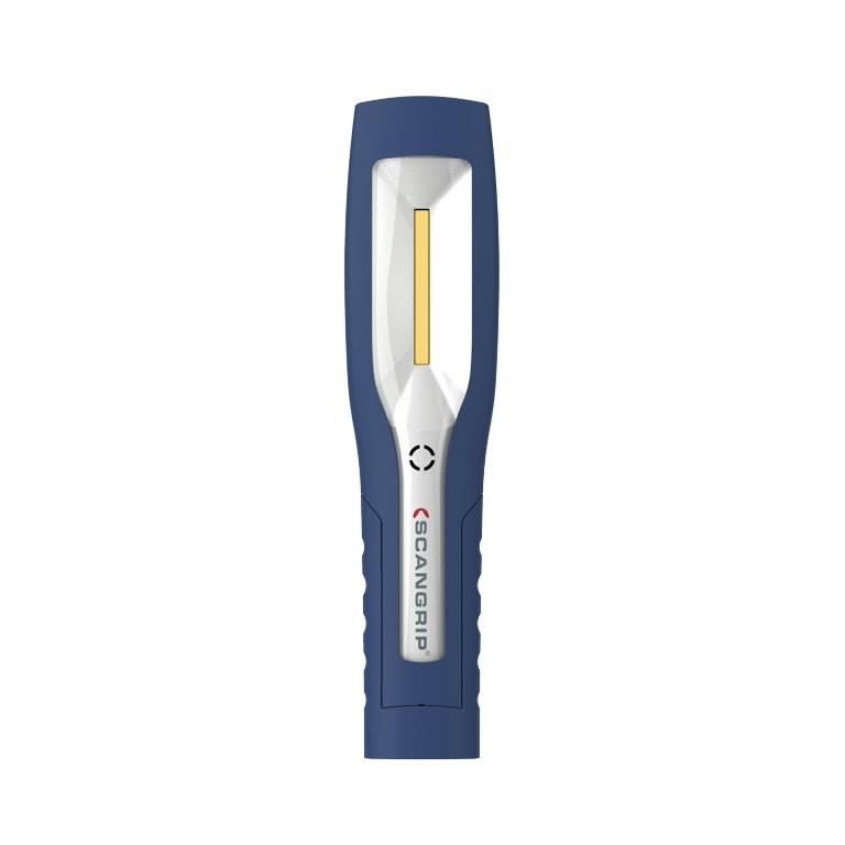 Käsivalgusti LED MAG PRO USB laetav IP54 60/600lm, Scangrip