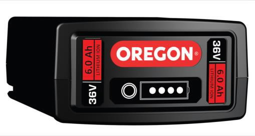 AKKU LI-ION 6,0 Ah ent. 583689, Oregon