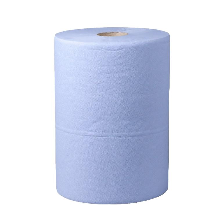 Paberrätik sinine Comfort/2 kihti/h=36,5 cm/1 x 350m CR1, Wepa