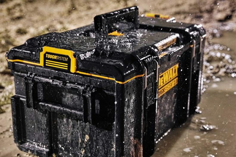 Tööriistakohver TOUGHSYSTEM 2.0 DS300, DeWalt