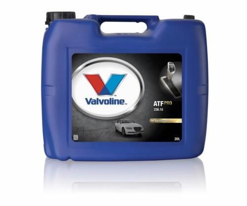 Valvoline ATF Pro 236_15 86688