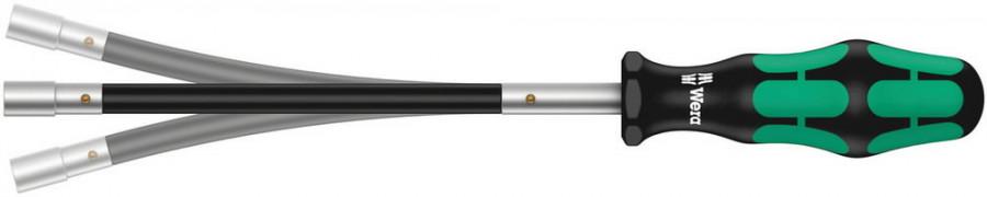 Padrunkruvits painduv 6mm 391 voolikuklambrikruvits, Wera