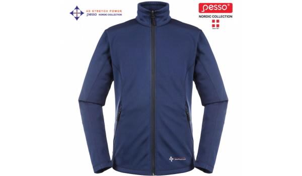 Džemperis  DZP725M tamsiai mėlyna L, Pesso