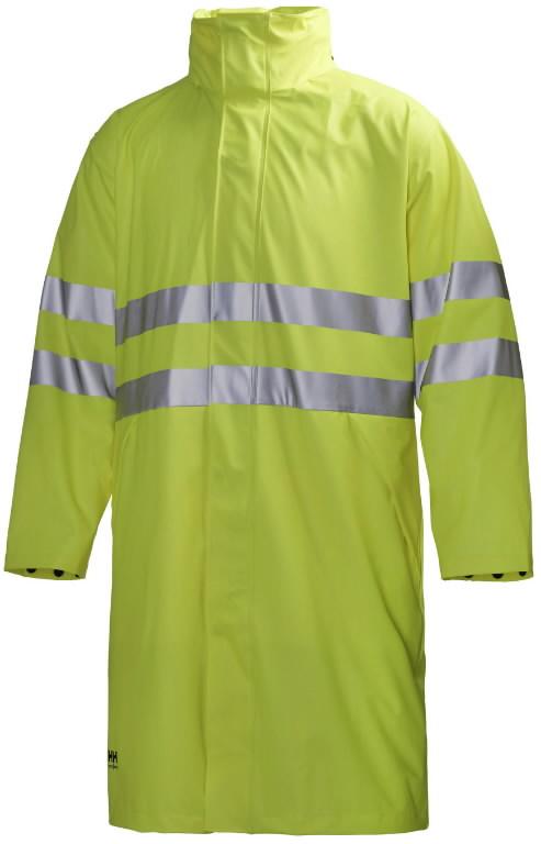 96887b0f835 Kõrgnähtav vihmamantel Narvik, kollane L, Helly Hansen WorkWear  70265_360-L&HH , C EAN: 7040057578919