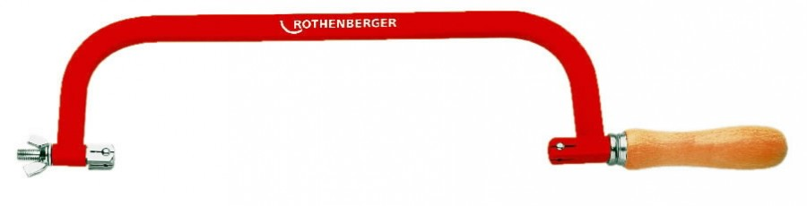 Rauasaag puidust käepidemega, Rothenberger