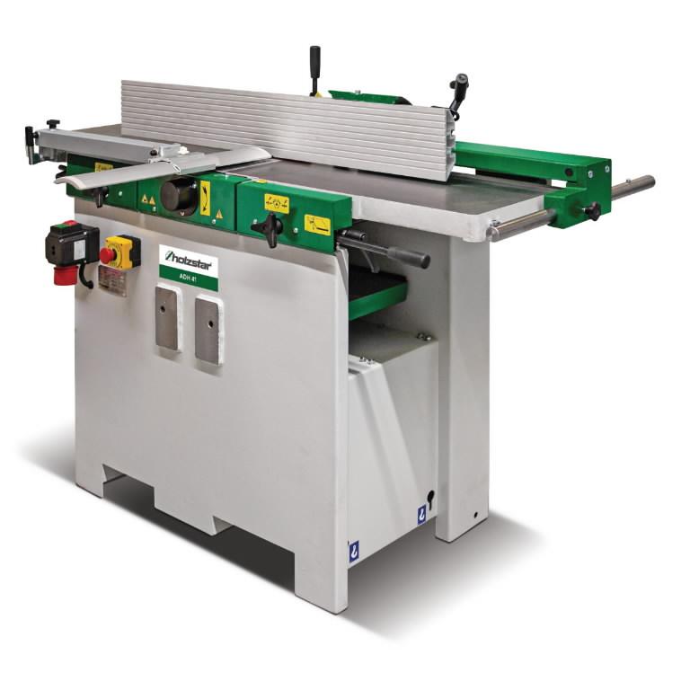 Riht- ja paksushöövelmasin ADH 41 (400V), Holzstar