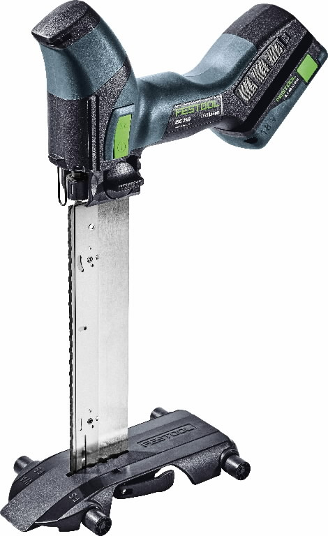 Akutoitel isolatsioonimaterjalide lõikur ISC 240 Li / 3,1Ah, Festool