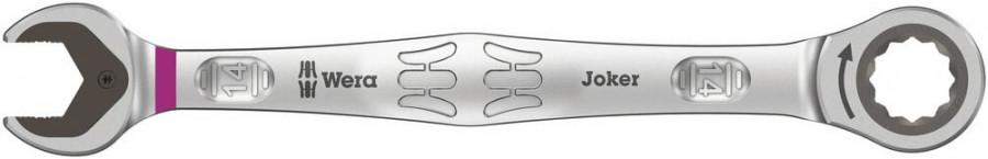 lehtsilmusnarre 14mm JOKER, Wera