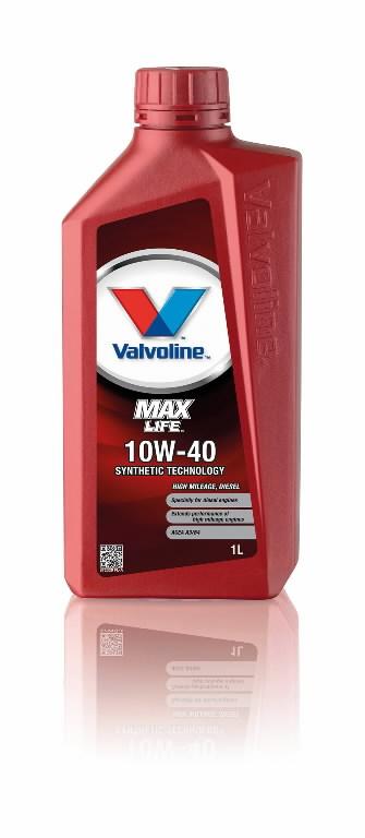 Mootoriõli MAXLIFE DIESEL 10W40 1L, Valvoline