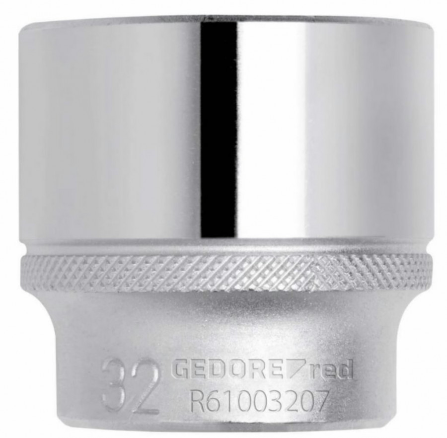 Padrun 1/2´´ 19mm l.38mm R61001906, Gedore RED