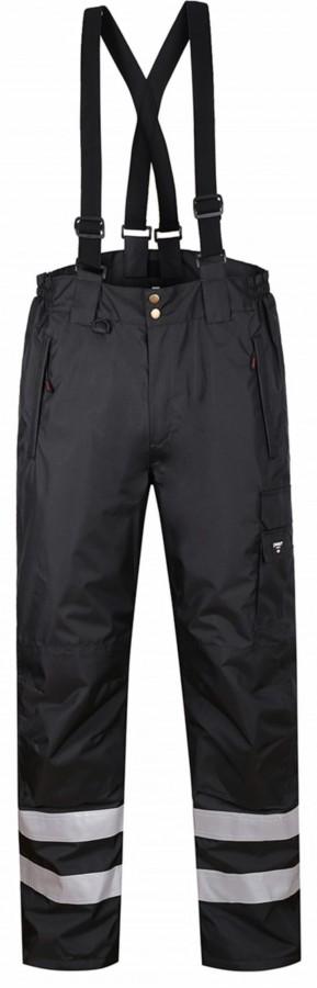 Ziemas bikses Forest, melnas, ar lencēm XL, Pesso