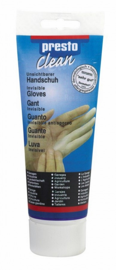 Kätehooldusaine INVISABLE GLOVE 200ml, tuubis, Motip