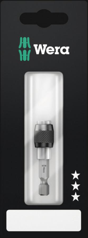 otsakuadapter trellile kiirlukustus 1/4´´x50mm 895/4/1K, Wera