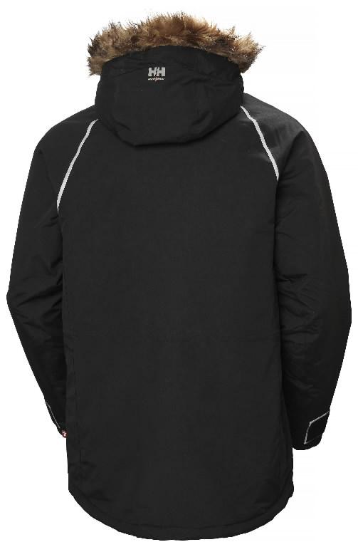Winter jacket parka Arctic, black XL, Helly Hansen WorkWear