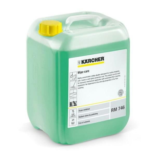 Pesuaine RM 746 10L, hooldusaine, Kärcher