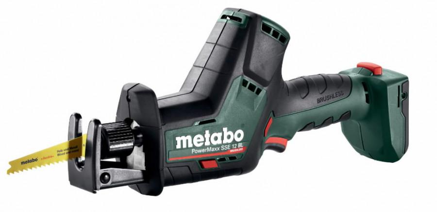 Akuotssaag PowerMaxx SSE 12 BL  karkass, Metabo