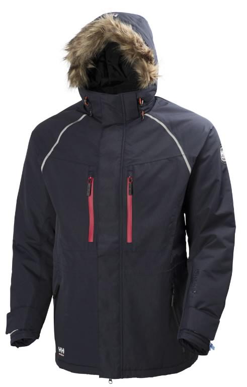 Žieminė striukė Arctic, juoda 3XL, Helly Hansen WorkWear