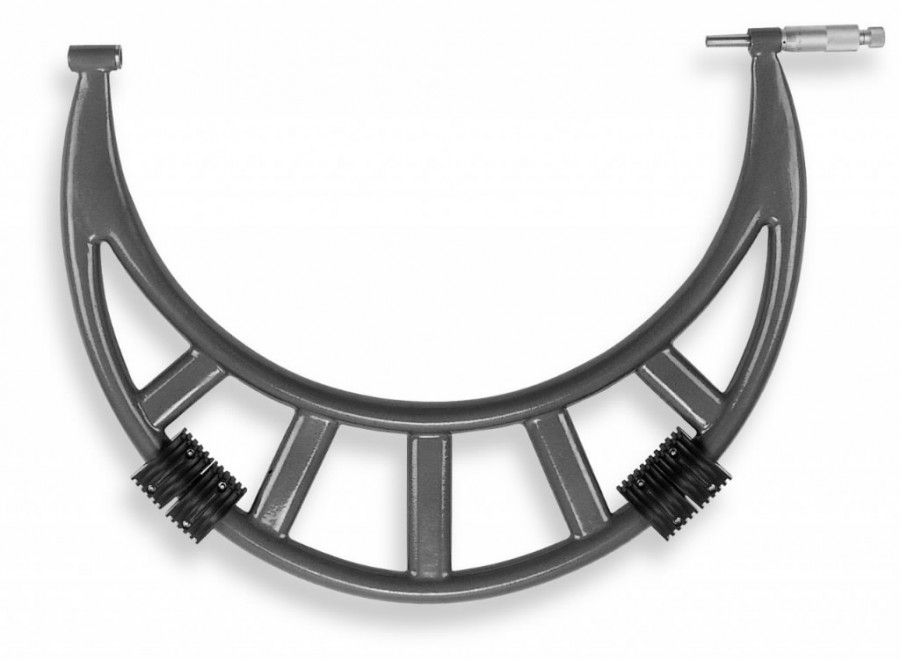 Mikromeeter mudel 535 400-500/0,01mm, Scala
