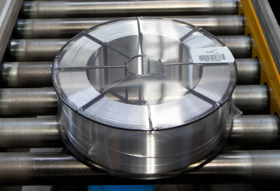 Keev.traat NMA 4043 1,2mm 7kg, Novametal