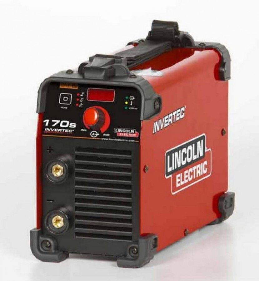 Electrode Welder Invertec 170s Lincoln Electric Inverter Welding Machine