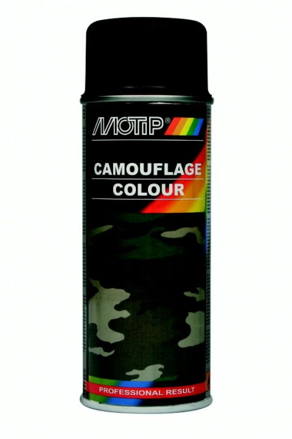 Maskeerimisvärv CAMOUFLAGE RAL 8027 pruun 400ml, Motip