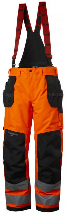 36ac6a5d9d2 Kõrgnähtavad talvepüksid Alna CL2 traksidega, oranž/must C50, Helly Hansen  WorkWear 71495_269-C60&HH , C EAN: 7040055680867