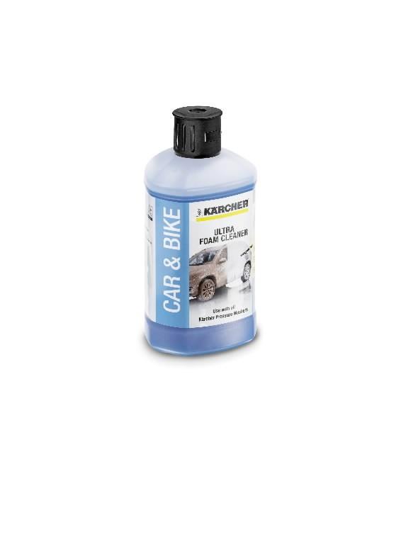 "Ultra Foam sõidukite puhastusvahend ""3 in one"", 1 L, Kärcher"