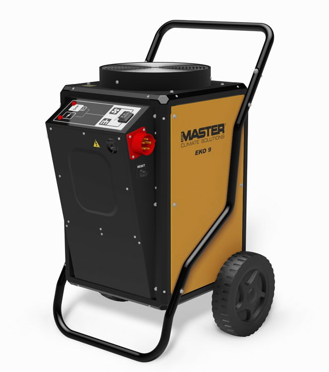 Electric heater, bug killer EKO 9, 9 kW, Master