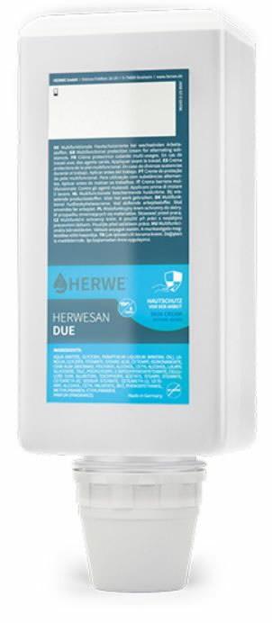 Kätekreem HERWESAN DUE 1000 ml, Herwe