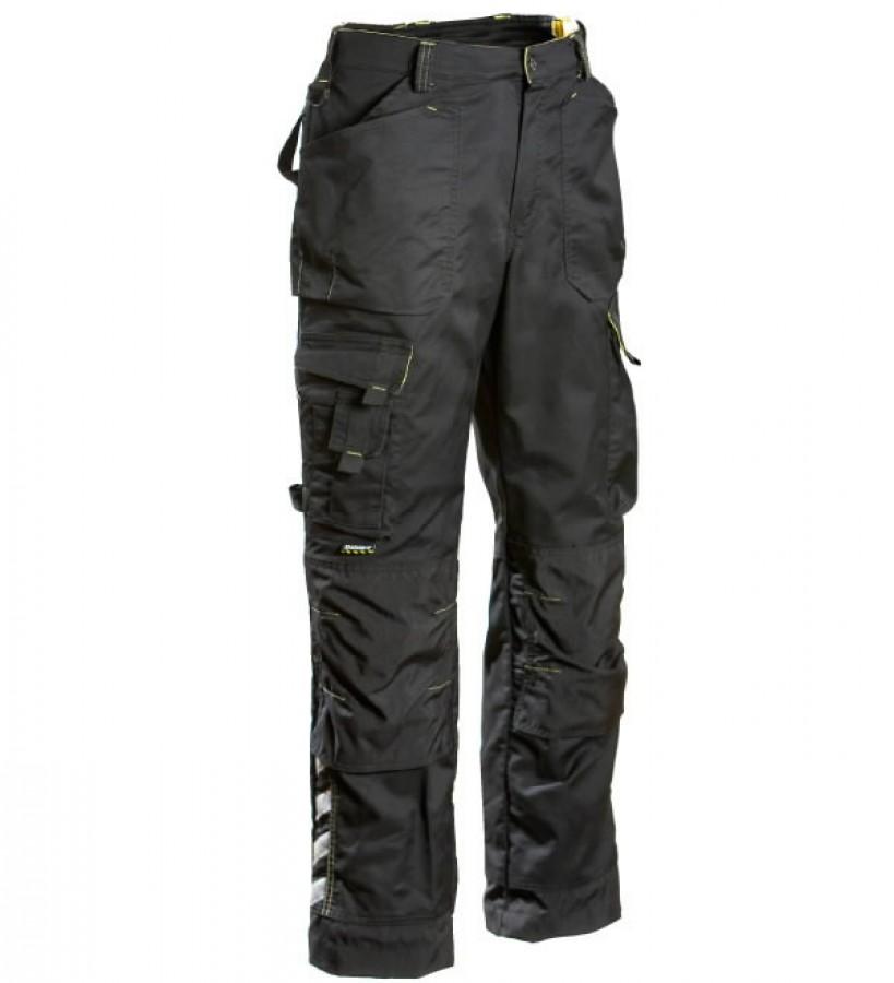 Darbinės kelnės  620, juoda 50, Dimex