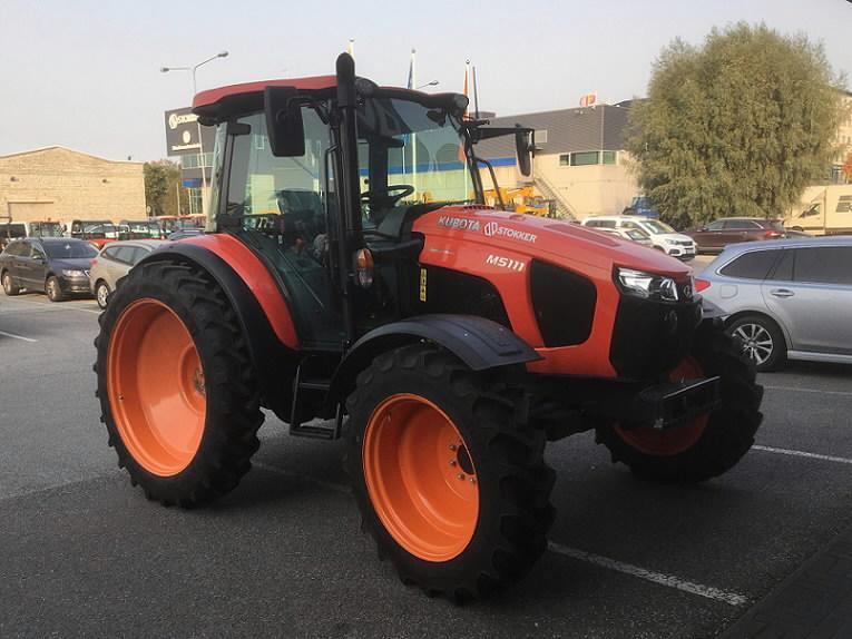 Rear wheel & tyre AG Kubota M5 300/85R42