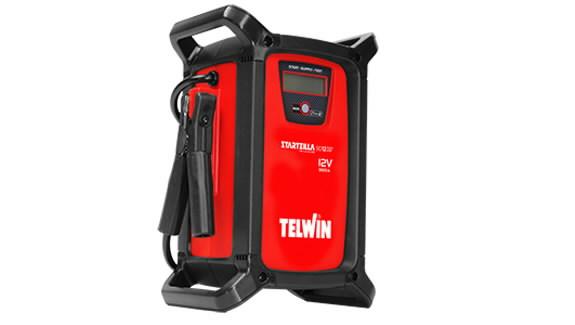 12V kaasaskantav käivitusabi-tester StartZilla 9012 XT, Telwin