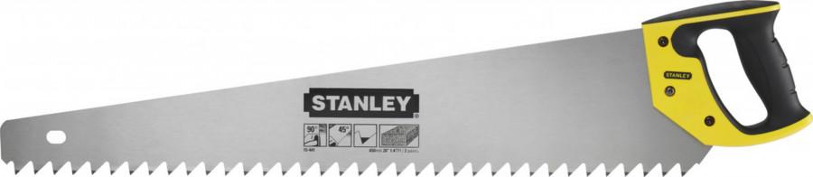 poorbetooni saag 650mm 1,2TPI, Stanley