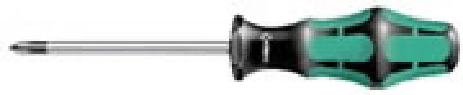 Screwdriver PZ4/200 355, Wera
