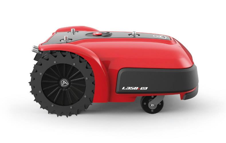 Mauriņa pļāvējs-Robots L350I ELITE, Ambrogio